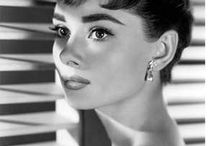 My Icon Mrs. Audrey Hepburn / by Modern Baby Meets Vintage