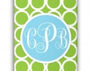 Monogram iPhone Cases / MyCustomCase offers beautiful monogrammed designs for your iPhone 4/4S/5.  / by MyCustomCase