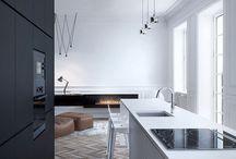 Kitchen / by Anne Tremblay