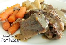 Slow Cooker Sunday / by Crock-Pot® Slow-Cooker