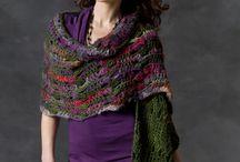 Crochet Shawls / by Peggy Grant