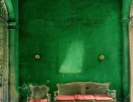 Green Envy / by Channing Allard
