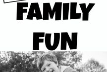 { Family Fun } / by Club MomMe
