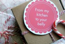 Homemade Gift Ideas / by Heather | Mmm... is for Mommy!