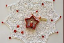 crochet doily / by Nima Titus