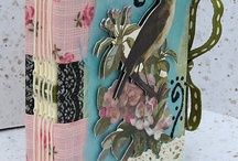 Journals & Mini Books / by Maxine McCain Johnson