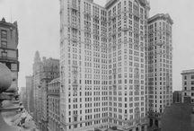 New York City | Lost Architectural Gems / by Merry