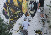 Bees, buzz, buzz / by Deborah Van Delden