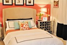 Bedroom and living room ideas / by Melanie Rozenbeck-Beste
