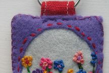 Embroidery/Stitches / by Kelly