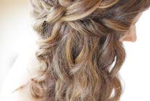 Pretty Hair Ideas / by Nikkie Miller