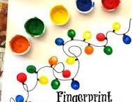 Arno and Holidays / Enriko Arno, Christmas and other holidays: art and craft ideas for kids. All about line. / by arTree