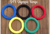 OLYMPICS / by Kimberly Sneed