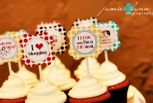 Free Printables / by Angie Lee {Seven Clown Circus}
