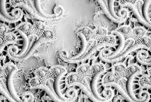 lace drawing / by Jan Brown
