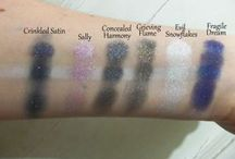 Innocent+Twisted Alchemy Swatches / by Luna Pixiepants