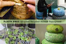 Recycle, Upcycle, Reuse / by Teresia McArthur