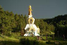 The Great Stupa of Dharmakaya / by Shambhala Mountain Center