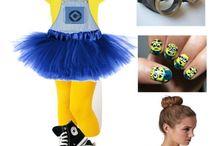 Costume Ideas / by Allie Millay