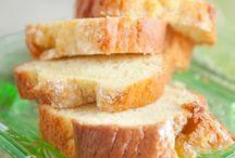 Bread / by Kelly Hansel