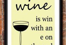 Wine / by Pamela Woodward
