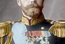 Russian Empire and the Romanovs / by Bilge Kurtuluş