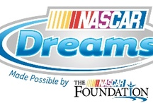 NASCAR Dreams / NASCAR Dreams enables kids to meet their heroes and experience NASCAR up close and personal, benefiting children with debilitating illnesses, underprivileged youth, kids of parents serving in the military, and others. Since 2006, The NASCAR Foundation has made experiences like this possible for more than 500 children. / by The NASCAR Foundation
