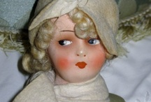 1920's Doll's and Vintage doll's / by Gerri Nerheim