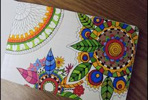 Doodles or drawings / ^ see above^ / by Crystal Phillips