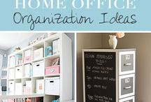 Home Office Ideas / by LeapFrogVA