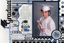 doodlebug cap & gown / by doodlebug design inc.