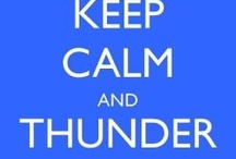 Thunder Up! / by Renee Carr-Howe
