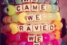 Raves/Festivals ☮ ✌ / by Katharine Doerksen