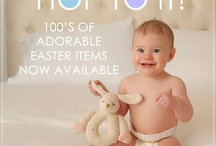 Hippoty Hoppity, EASTER's on it's way! / by Oompa Toys