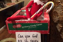 candy our elf / by Misty Stutz