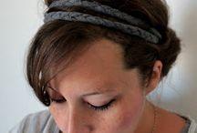 Headbands / by Mary Goff