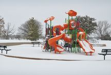 Winter Storm 2014 / Snow blanketed the entire Texoma region. / by Times Record News