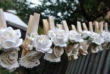 Rustic Wedding Ideas / by Tiana Swanberg