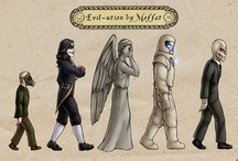 Doctor Who / by Chelsea Tuff