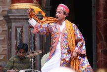 India / Inspired by our forthcoming production of All's Well That Ends Well, performed in Gujarati from 5-11 May.  See our website for details: http://www.shakespearesglobe.com/allswell / by Shakespeare's Globe