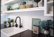 Kitchen Inspiration / by Lori Z. @ mudpiestudio.blogspot.com
