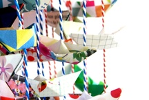 Paper Boats and other mini boats / by Davina Drummond