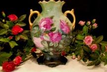 China~Vases, Urns and Ceramics / by Teresa Noah-Brown