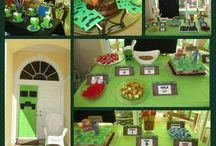 Minecraft party / by Sheri Moore
