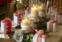 Party-Tablescapes and table setting ideas / by Sharer OfPins