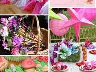 Fairy bday party / by Keshia Larsen