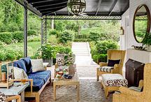 outdoor spaces / by Michele Hassold