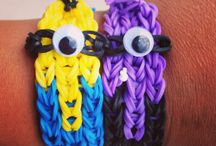 Rainbow Loom / by Alaine Bolton