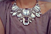 Jewelry Jones! / Jewelry Jewelry & more Jewelry / by Ilesha Graham