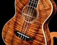 Ukuleles / Guitar: The Hawaiian Style / by Guitar Showcase